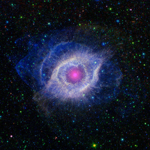 The Spectacular Helix Nebula