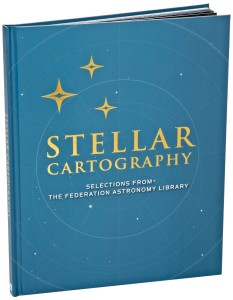 Star Trek Stellar Cartography book