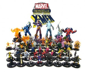 X-Men Heroclix - Just one of the many Heroclix incarnations.