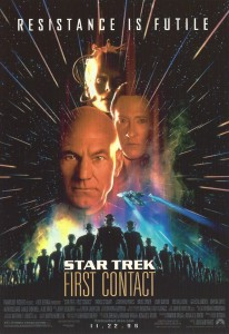 Star-trek First Contact movie poster