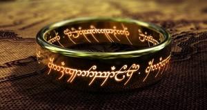 The One Ring from Tolkien's Lord of the Rings