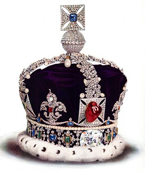The Imperial Crown of England
