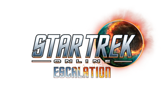 Star Trek Online: Season 13 Escalation logo