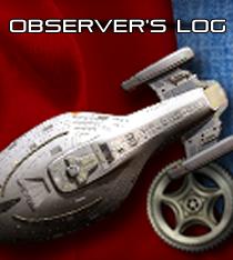 Observer's Log