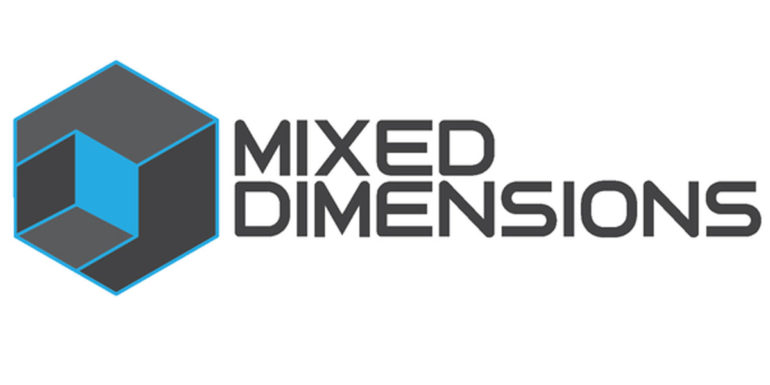 Mixed Dimensions Logo