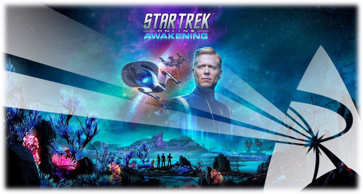 Promotional Photo of Anthony Rapp in Star Trek Online