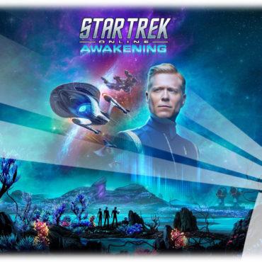 Promotional Photo of Anthony Rapp in Star Trek Online