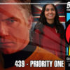 439 – Interns, Star Trek 4, and Mudd's Market | Priority One: A Roddenberry Star Trek Podcast