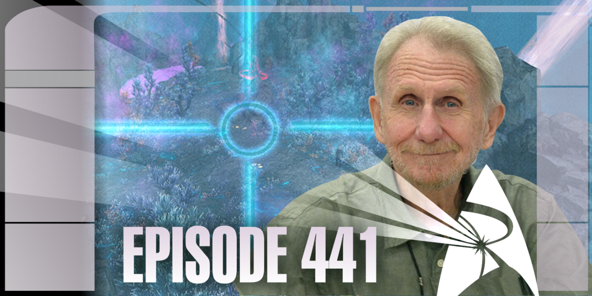 René Auberjonois and Mycelial Network