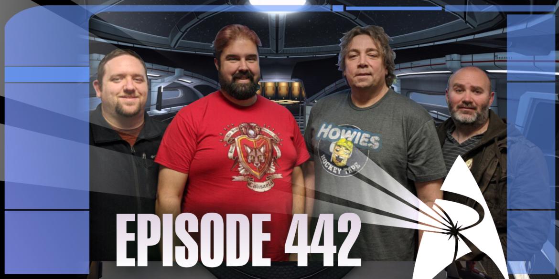 Star Trek Online Team Members - Mike Faturm, Andre Emerson, and Content Designers