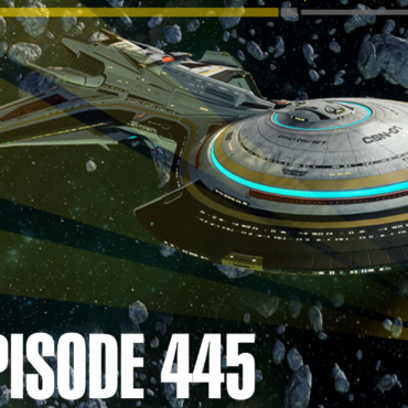Episode 445 Featuring The Khitomer Battlecruiser