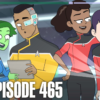 465 – Cruz, Goldsman, and Quaid Talk Trek | Priority One: A Roddenberry Star Trek Podcast
