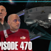 470 – McAvoy, Lower Decks, and Linus | Priority One: A Roddenberry Star Trek Podcast