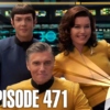 471 – ComicCon@Home | Priority One: A Roddenberry Star Trek Podcast