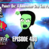 480 – UberEats, Tribbles, and Star Trek Online | Priority One: A Roddenberry Star Trek Podcast